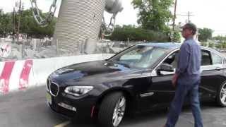 2013 BMW 750i xDrive Sedan, Detailed Walkaround