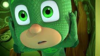 PJ Masks en Español - Episodio 11 - Gekko Gigante! - Dibujos Animados