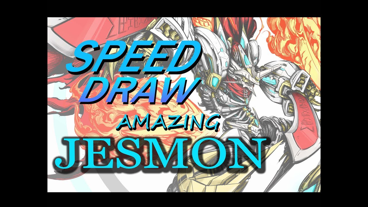 Digimon Adventure Tri Jesmon Fanart Timelapse Youtube Some content is for members only, please sign up to see all content. digimon adventure tri jesmon fanart