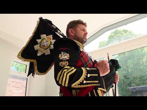 The Cambridge Bagpiper - Short Documentary (FMP)