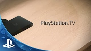 PlayStation TV Launch Video