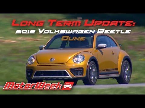 Long Term Update: Volkswagen Beetle Dune - Turning Heads Everywhere We Go