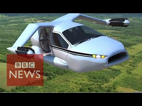 Are self-flying cars on the horizon?