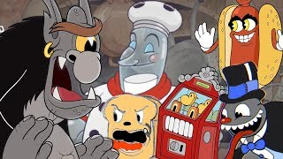 Every Single Boss Ever Created For Cuphead (44 Bosses)