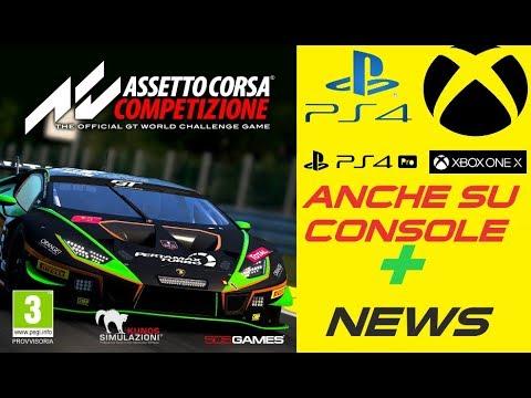 Digital Download Assetto Corsa Competizione Xbox One Multilanguage
