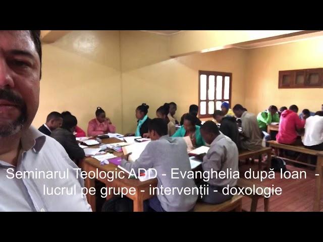 Seminarul Teologic ADD Antananarivo