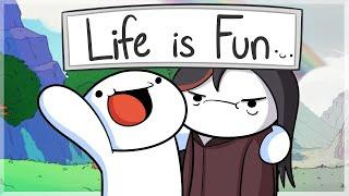 "TheOdd1sOut & Boyinaband ""Life is Fun"" 1 Hour Loop"
