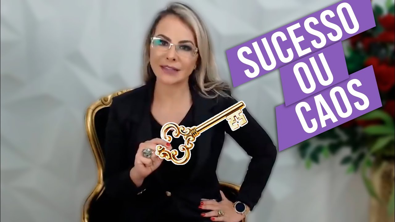 A GRANDE CHAVE DO SUCESSO - YouTube