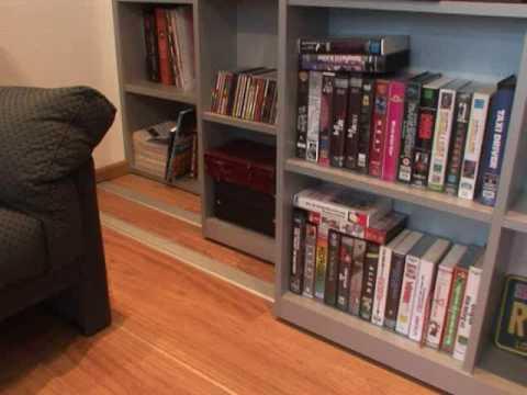 verlegung der danfoss fu bodenheizung speedup eco mit holzdielen youtube. Black Bedroom Furniture Sets. Home Design Ideas