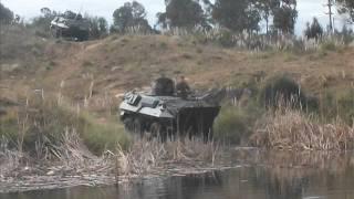 Batallon Infanteria 15 Curso Op. y Mant. TBP Mowag 2011
