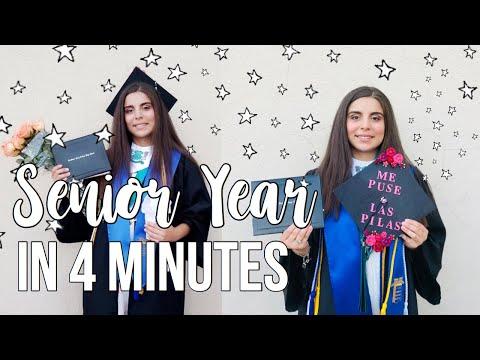 Senior Year (in four minutes) | Samantha Ramirez