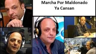 Baby Etchecopar comparó a Sergio Maldonado con un actor porno