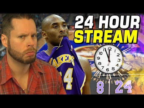 24 Hour Stream for Kobe Bryant (Charity Stream)