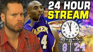 24 Hour Stream for Kobe Bryant (Charity Stream)