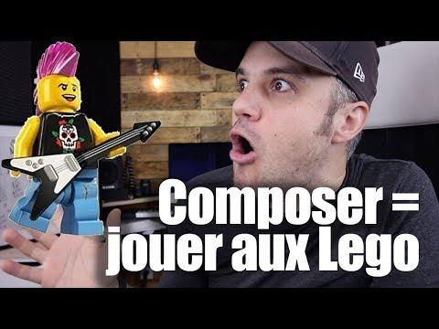 Composer comme on joue aux Lego (Débutants)
