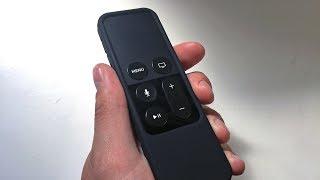 Casebot Anti Slip Silicon Case for 4th Gen Apple TV Remote