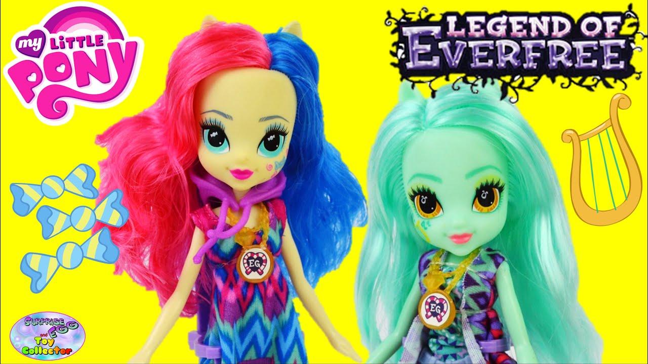 My Little Pony Equestria Girls Legend Of Everfree Lyra Bon