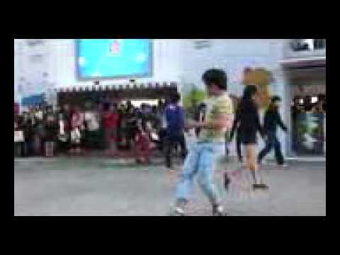 kungfu shuffle