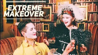 79-Year-Old Fashion Icon Gives Me a Makeover | VALERIE VON SOBEL