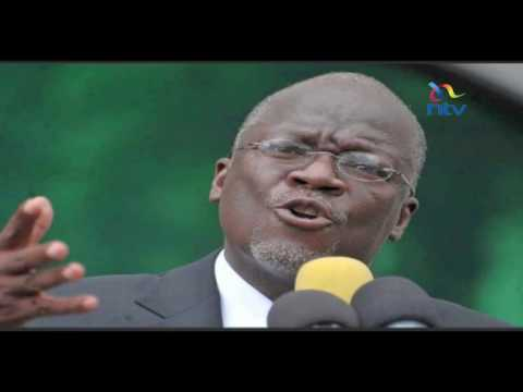 The Magufuli prescription; Tanzanian President deals with the corrupt instantly