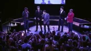 Backstreet Boys Celebration of 20 Years Live Streaming iGoHD Part I