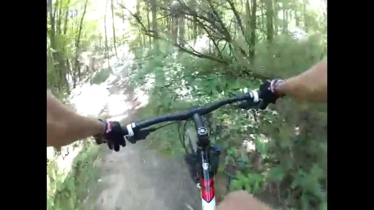 Westbranch Mountain Bike Trail Youtube