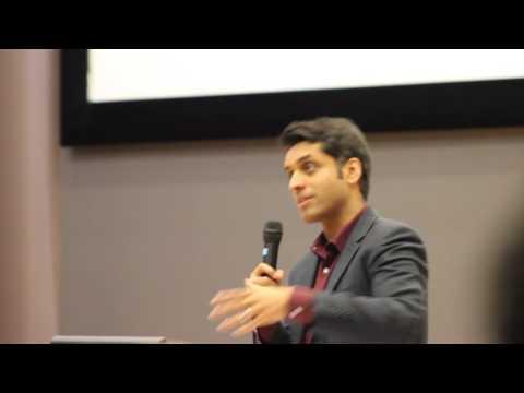 Wajahat Ali talk on Islamophobia - UNC Chapel Hill 3/20/15