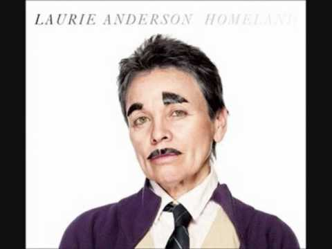 Клип Laurie Anderson - My Right Eye