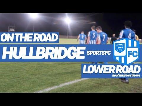 On The Road - HULLBRIDGE SPORTS @ LOWER ROAD