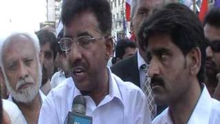 Ali Hasan Chandio Addressing Sindhi Language Day