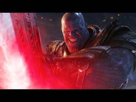 Мстители против Таноса (Часть 2) Алая Ведьма против Таноса. Финальная битва | Мстители: Финал (2019)