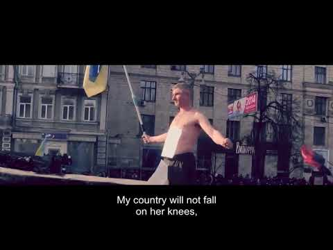 """August 24th is Ukraine's Independence Day. Nice patriotic song """"22"""" by Yarmak written in 2014."""