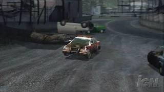 Stuntman: Ignition PlayStation 3 Gameplay - Stuntman