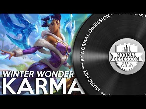 Winter Wonder Karma - Music Mix