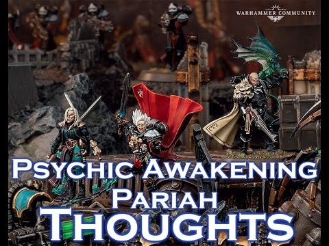 My Thoughts On The Upcoming Psychic Awakening Pariah