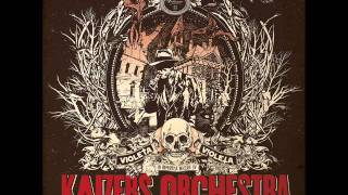 Kaizers Orchestra - Den Romantiske Tragedien