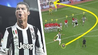 10 Most Unreasonable Goals in Football Need Science Explained