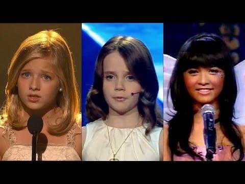 3 Young Diva | Jackie Evancho, Amira Willighagen, Putri Ayu - Nessun Dorma