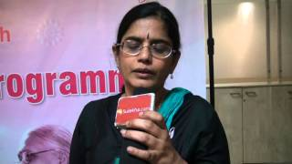 Doctor Selvi Radha Krishna at Womens Day Cancer Awaireness Program at Apollo Hospital