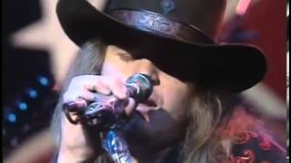 Lynyrd Skynyrd-Free Bird Live Old Grey Whistle Test 1975
