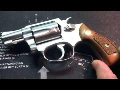 Smith& Wesson Model 60 No Dash!