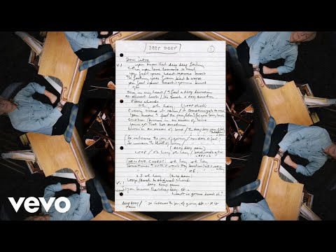 Paul McCartney - Deep Deep Feeling (Lyric Video)
