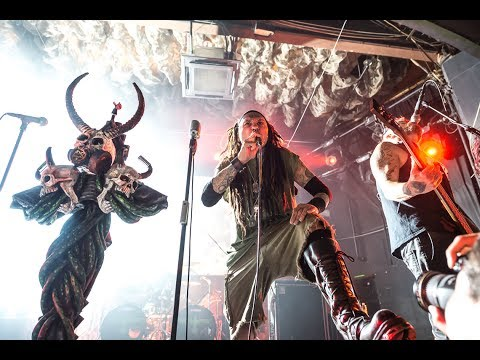 Ministry - Thieves live in Zagreb 2017.