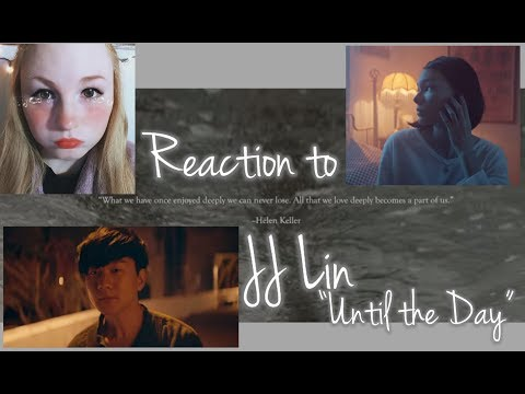 REACTION TO 林俊傑 JJ LIN