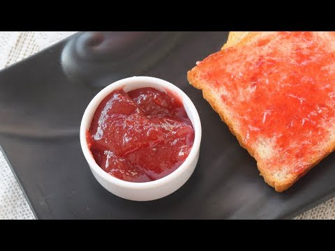 Mixed Fruit Jam - Homemade Fresh Fruit Jam Recipe - मिक्स फ्रूट जाम रेसिपी - Priya R - MOIR