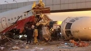Russian Jet Crash 2012: Moscow Plane Crash Kills 4