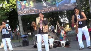El Sikuri - Indiańskie rytmy (Ustka 2015) - Romantyczna melodia z magicznym brzmieniem fletni Pana
