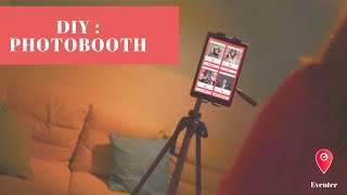 Tutoriel : comment faire son Photobooth pas cher !