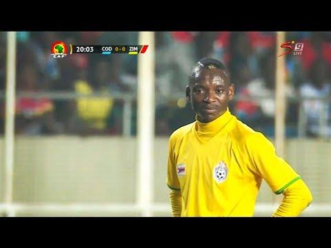 Khama Billiat VS DR Congo (Away) AFCON Qualifiers 720pi HD (13/10/2019) MagnoliaArtsComps