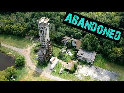 Abandoned Hall's Mansion - Stay Away!